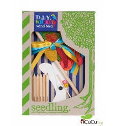 Seedling - Pájaro para diseñar, juguete creativo