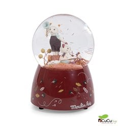 Moulin Roty - Musical Snowfball - Après la pluie - Cucutoys