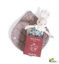 Moulin Roty - Mousse the rabbit - Après la pluie - Cucutoys