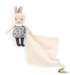 Moulin Roty - Mousse the mouse with comforter - Après la pluie - Cucutoys