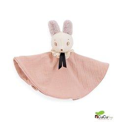 Moulin Roty - Doudou ratita rosa - Después de la Lluvia - Cucutoys