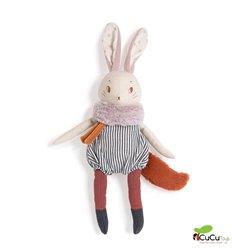 Moulin Roty - Plume the rabbit - 44cm - Après la pluie - Cucutoys