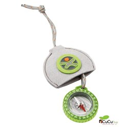 HABA - Terra Kids Pocket Compass - Cucutoys