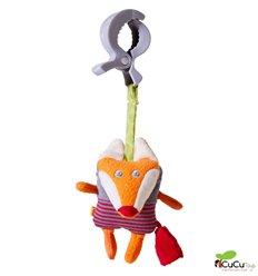 HABA - Dangling Fox for car & stroller - Cucutoys