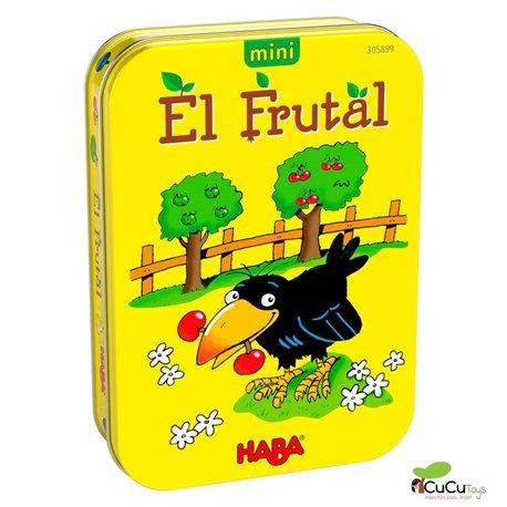 HABA - El frutal, versión mini