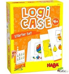 HABA - Logicase Set iniciación 4 años