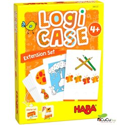 HABA - Logicase Starter Set 6 years - Cucutoys