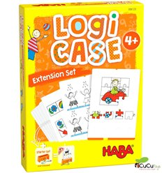 HABA - Logicase Extension set Everyday life - Cucutoys