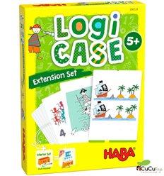 HABA - Logicase Extension set Pirates - Cucutoys