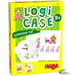 HABA - Logicase Extension set Pirincess - Cucutoys