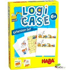 HABA - Logicase Extension set Works - Cucutoys
