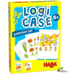 HABA - Logicase Extension set Nature - Cucutoys