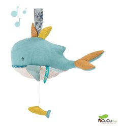 Moulin Roty - Josephine the musical whale - Le Voyage d'Olga