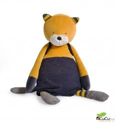 Moulin Roty - Lulu the giant cat - 75cm - Les Moustaches