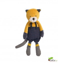 Moulin Roty - Doll Lulu the cat - Les Moustaches