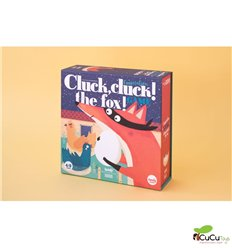 Londji - Cluck, cluck! The fox!, Cooperative board game - Cucutoys