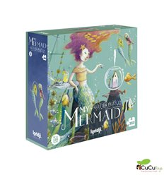 Londji - My Mermaid, Glow-in-the-dark 350 pz puzzle - Cucutoys