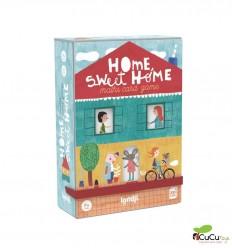 Londji - Home sweet home, jogo de cartas - Cucutoys