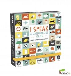 Londji - I speak 6 languages, Juego de mesa
