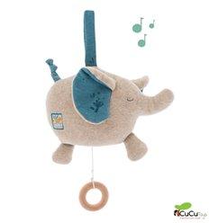 Moulin Roty - Musical elephant - Sous Mon Baobab