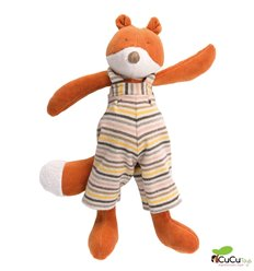Moulin Roty - Gaspard the fox, stuffed animal - La Grande Famille