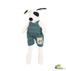Moulin Roty - Julius the dog, stuffed animal - La Grande Famille