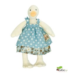 Moulin Roty - Jeanne the goose, stuffed animal - La Grande Famille