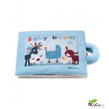 Lilliputiens - Baby Boom, libro de actividades