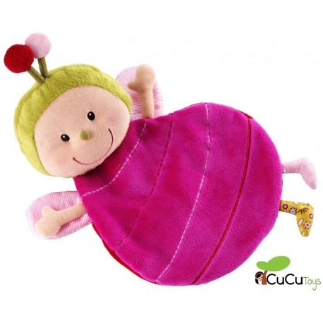 Lilliputiens - Doudou marioneta Liz, muñeco de peluche