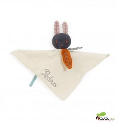 Moulin Roty - Doudou conejo crema - Después de la Lluvia - Cucutoys