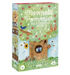 Londji - Puzzle - Mon Petit Pommier