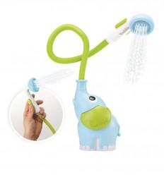 Yookidoo - Ducha bañera elefante Azul
