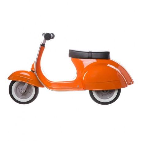 Ambosstoys - Moto Scooter Vespa Primo Classic Orange