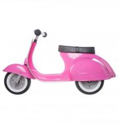 Ambosstoys - Moto Scooter Vespa Primo Classic Pink