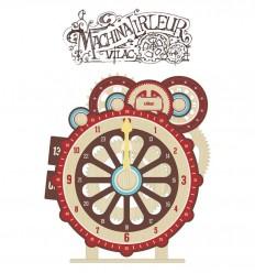Vilac - Reloj de aprendizaje Machinalirleur