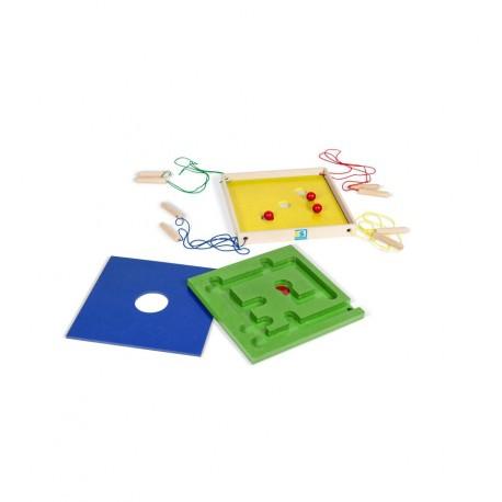 BuitenSpeel - Juego de coordinación, juego colaborativo