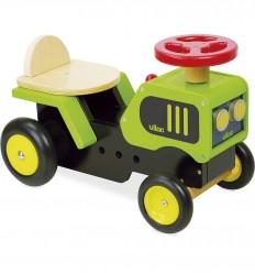 Vilac - Correpasillos tractor de madera