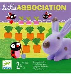 Djeco - Little Association, juego de mesa
