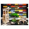 UGears - ArchBalista Tower, kit de madera 3D