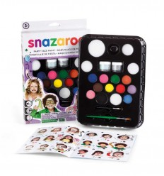 Snazaroo - Maquillaje de Fiesta Multicolor