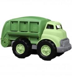 GreenToys - Camión de reciclaje, juguete ecológico