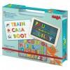 HABA - Caja de juego magnético Descubridores del abecedario