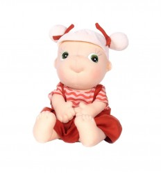 Rubens Barn - Tummies Doll with Wheat Bag Sol - Cucutoys