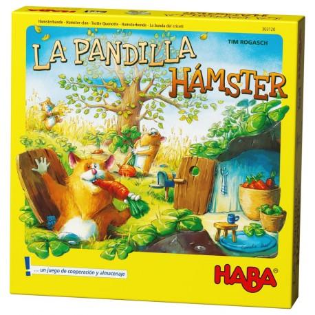 HABA - La Pandilla Hámster - Caja en español