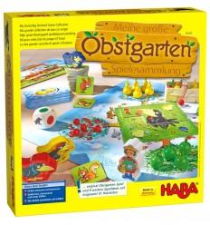 HABA - Mi gran colección de juegos El Frutal, juego de mesa