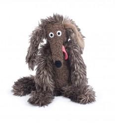 Moulin Roty - Perro apestoso (Stinkie Dog), small - Cucutoys