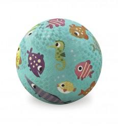 Crocodile Creek - Fish rubber ball - 13cm