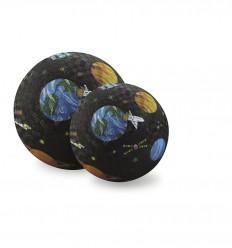 Crocodile Creek - Space Exploration rubber ball - 13cm