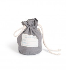 Moulin Roty - Grey marble bag Playtime