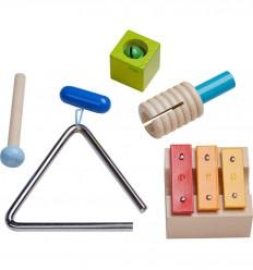 HABA - Conjunto de Brinquedos Sonoros Alegria dos sons - Cucutoys